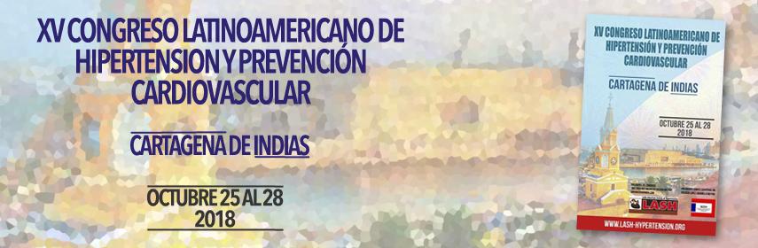 XVI Congreso De La Sociedad Latinoamericana de Hipertension Arterial (LASH)
