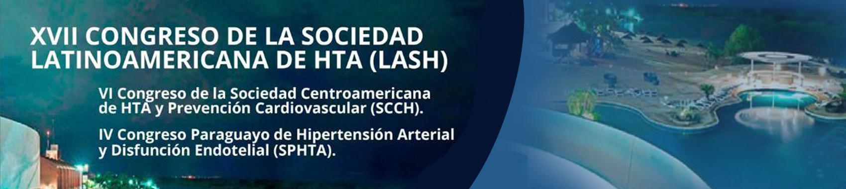 XVII CONGRESO DE LA SOCIEDAD LATINOAMERICANA DE HTA (LASH)