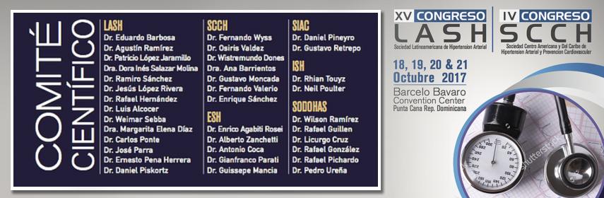 XV Congreso De La Sociedad Latinoamericana de Hipertension Arterial (LASH)